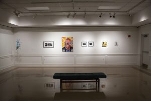 Baum Gallery at the University of Central Arkansas