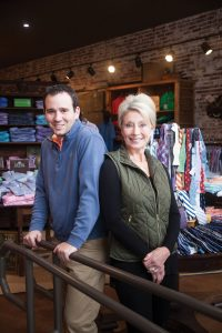 Bell & Sward owners, Erik Sward and Zanette Bell