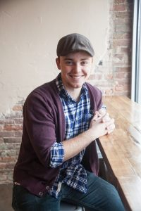 Kyle Tabor, owner, Blue Sail Coffee