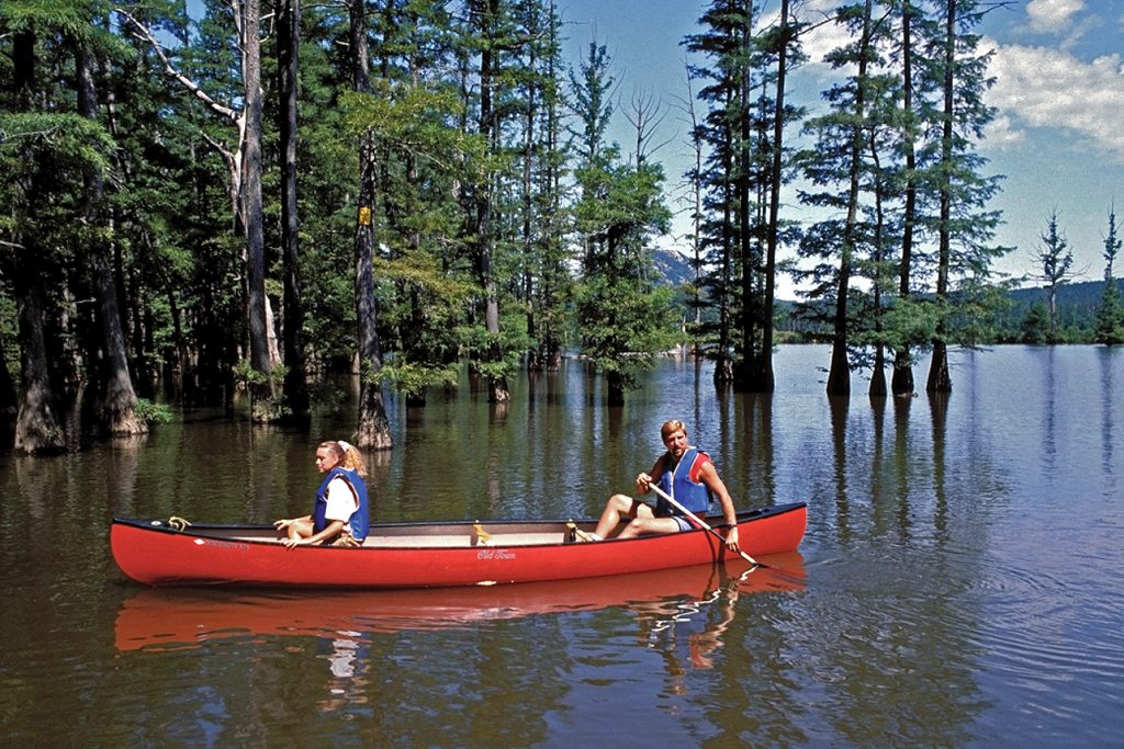 Canoeing_Little_Maumelle_River_024