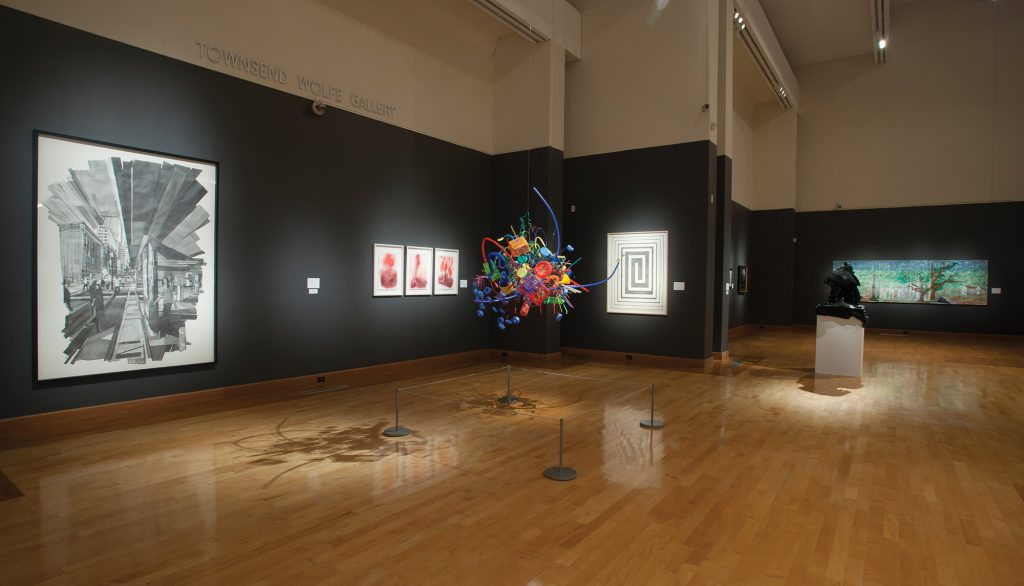 The 2014 Delta Exhibition at the Arkansas Arts Center