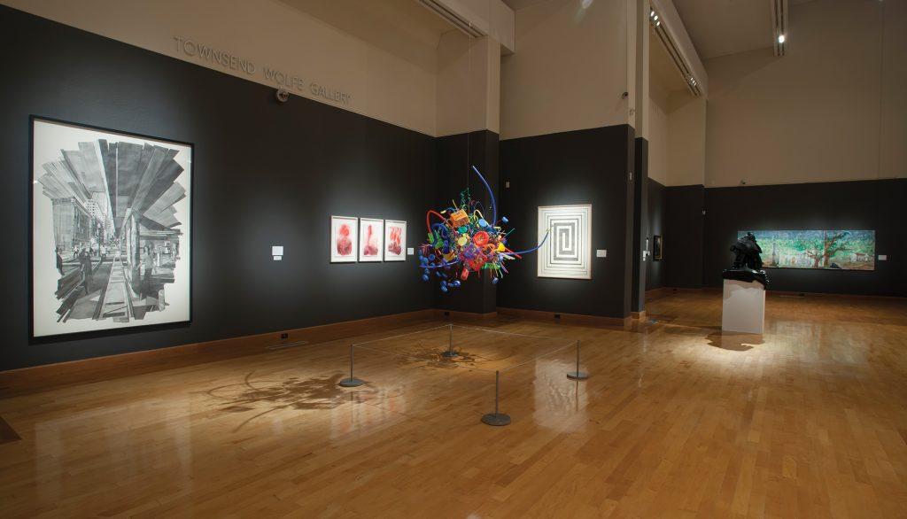 The 2014 Delta Exhibition at the Arkansas Arts Center