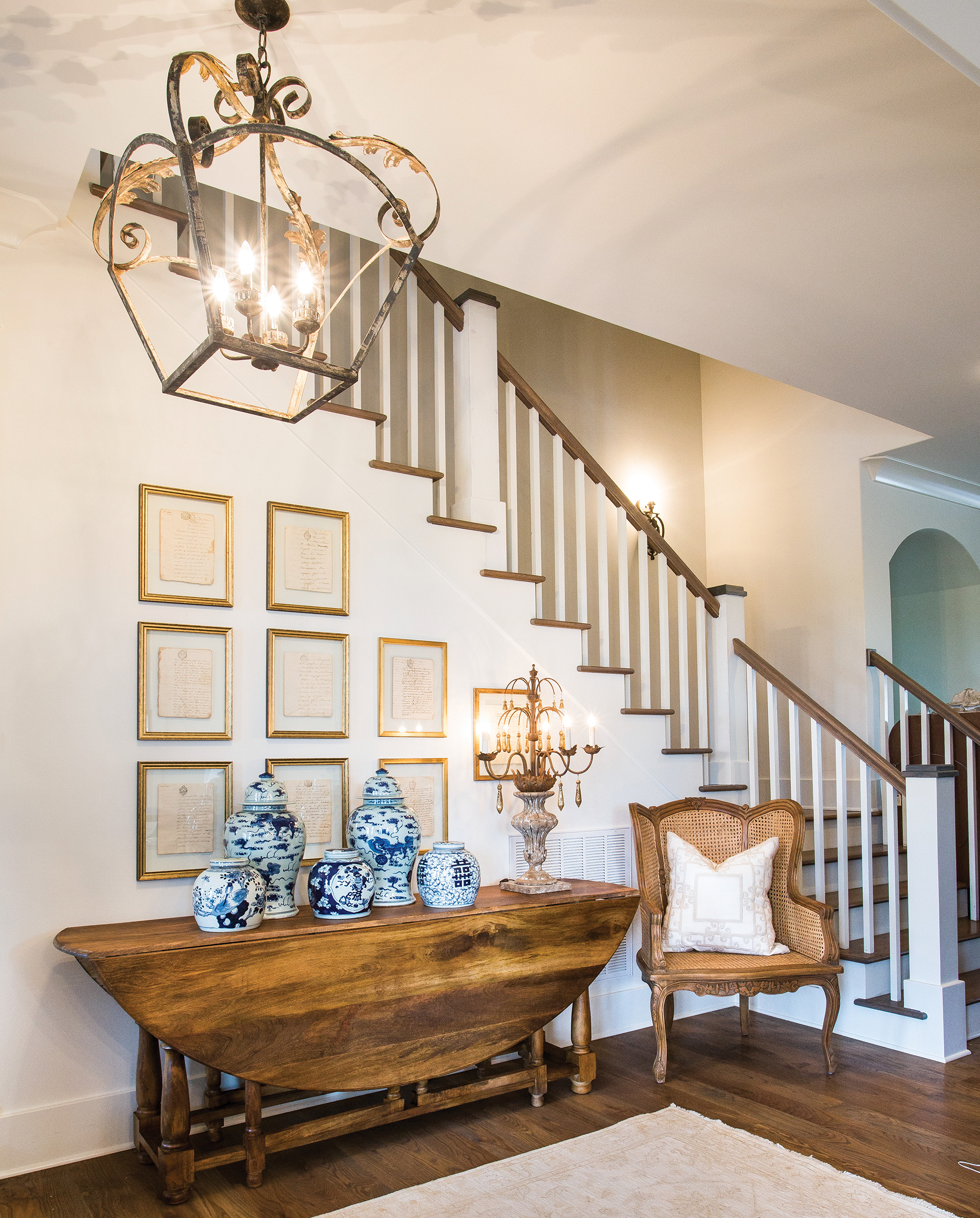 P allen smith garden home plans home plan for P allen smith living room