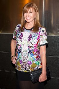 Nicole Miller, renowned fashion designer, is this year's Bolo Bash guest speaker.