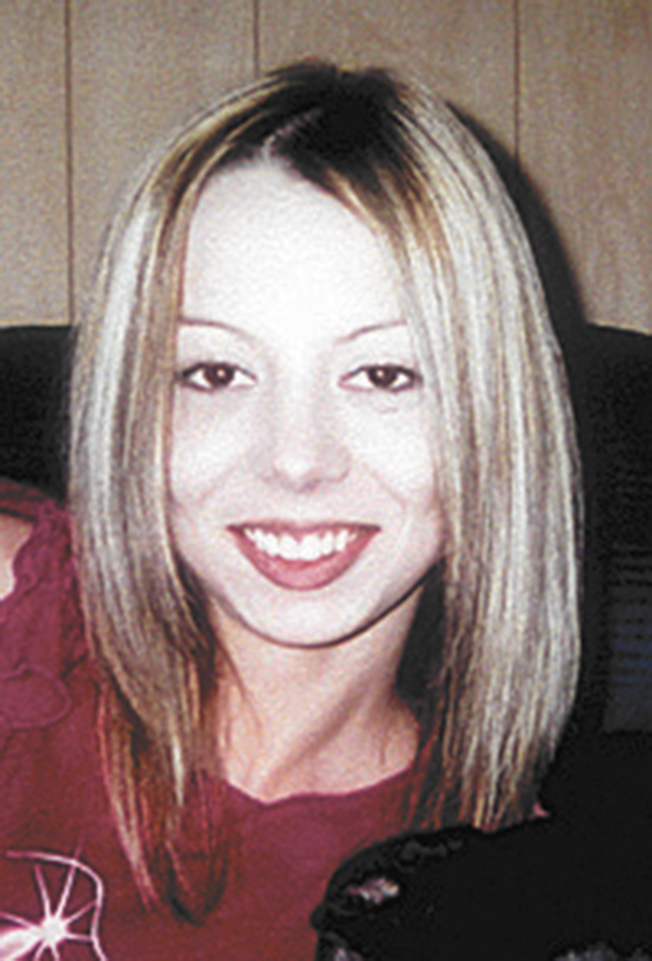 Rebekah Gould had been missing a week when she was found dead in September 2004.