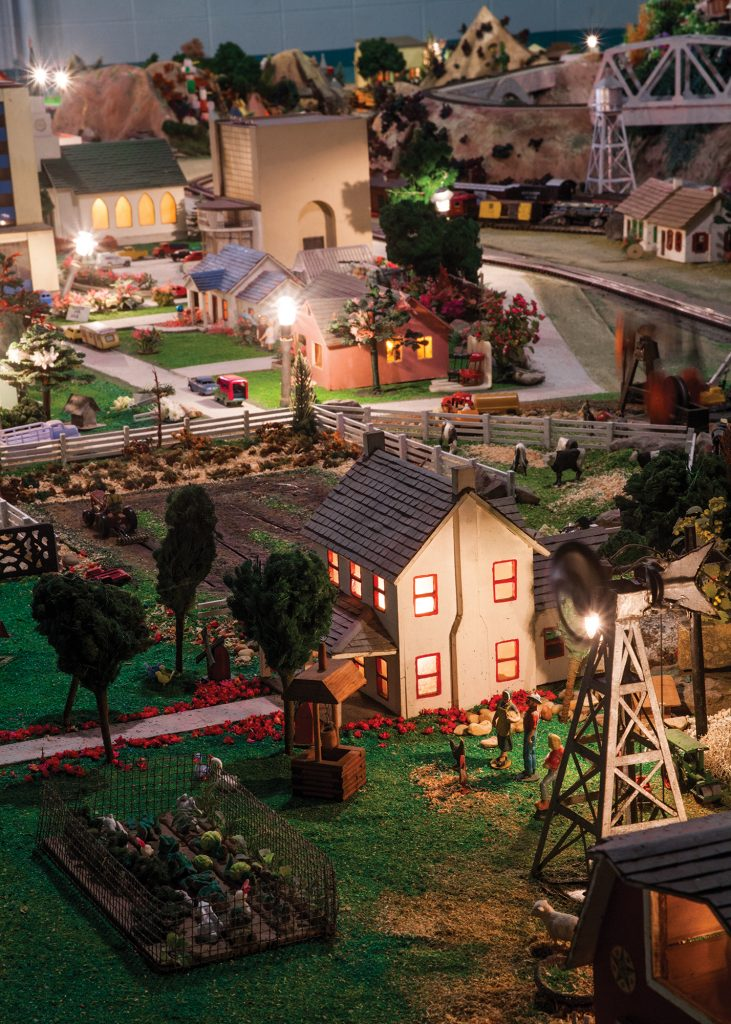 Tiny Town in Hot Springs. Photo by Sara Edwards Neal
