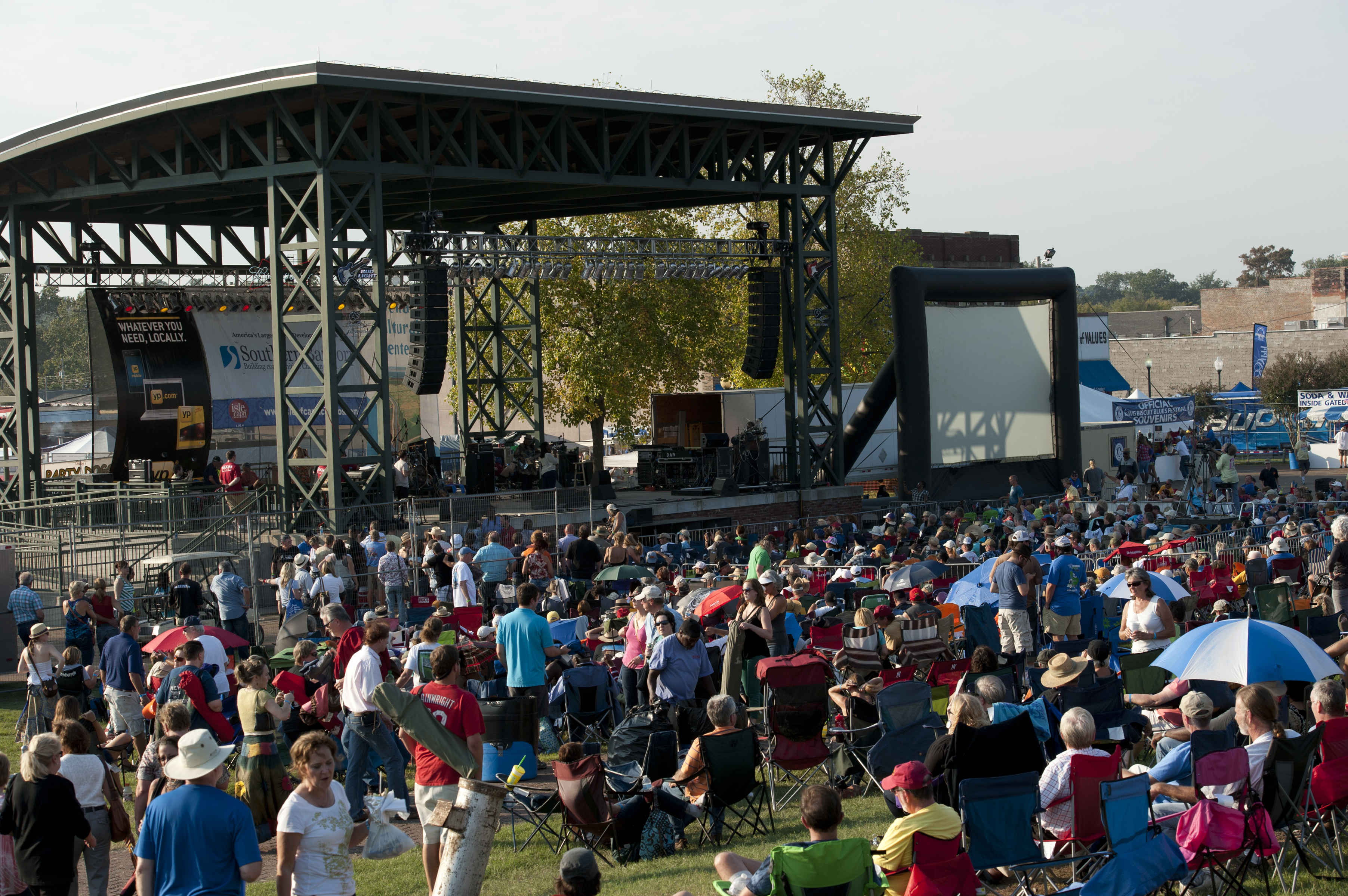 King Biscuit Blues Festival 2020.An Insider S Guide To The 30th Annual King Biscuit Blues