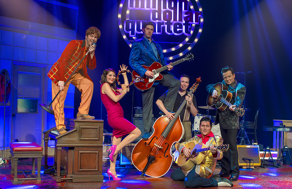 Million Dollar Quartet at the Welk Resort Theatre