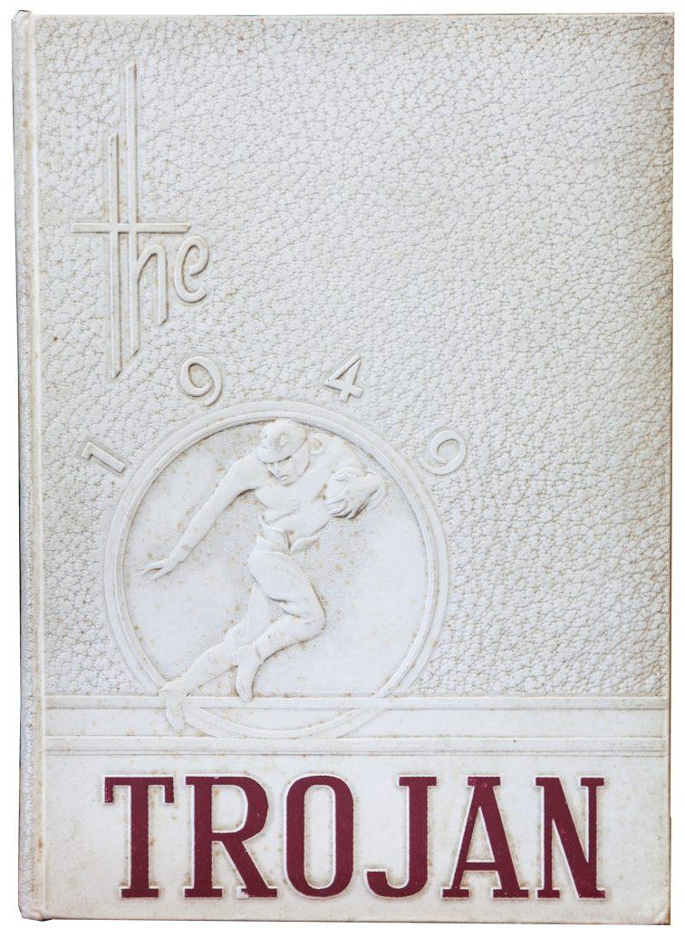 1949 LRJC Trojan yearbook