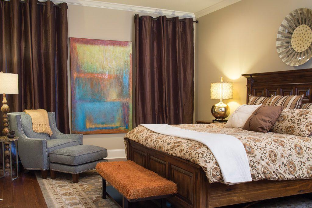 Cesare's Master Bedroom