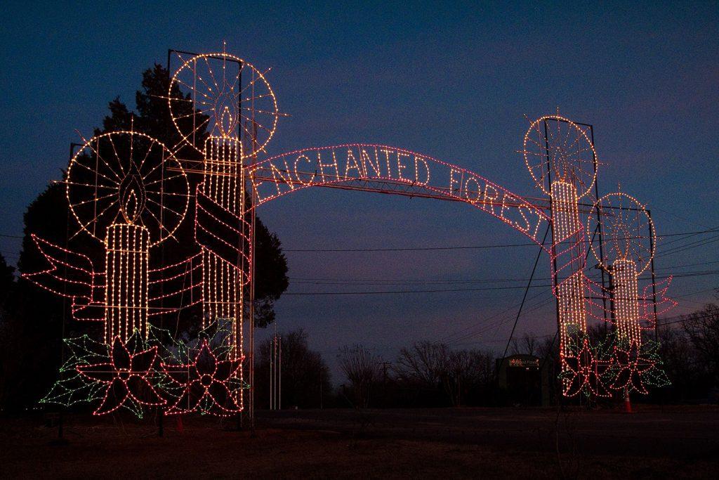 Sherwood Enchanted Forest