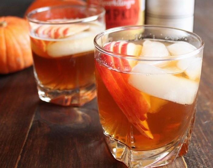 Pumpkin Johnny Apple Cocktail Recipe