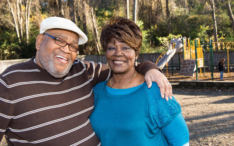Arthur and Brenda Reed