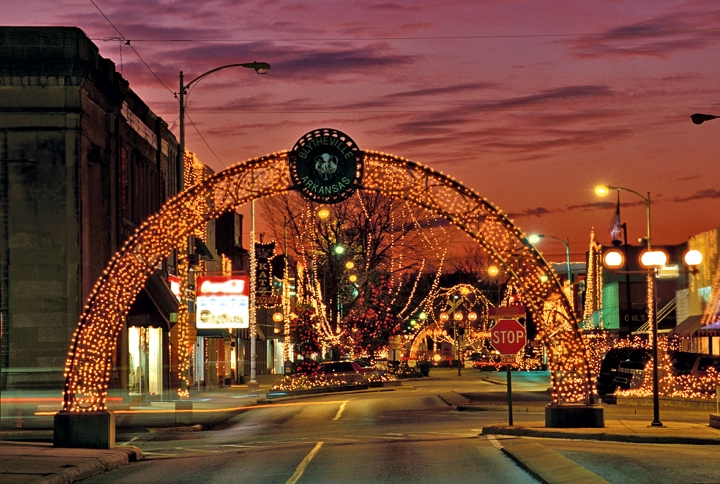 Lights of the Delta in Blytheville