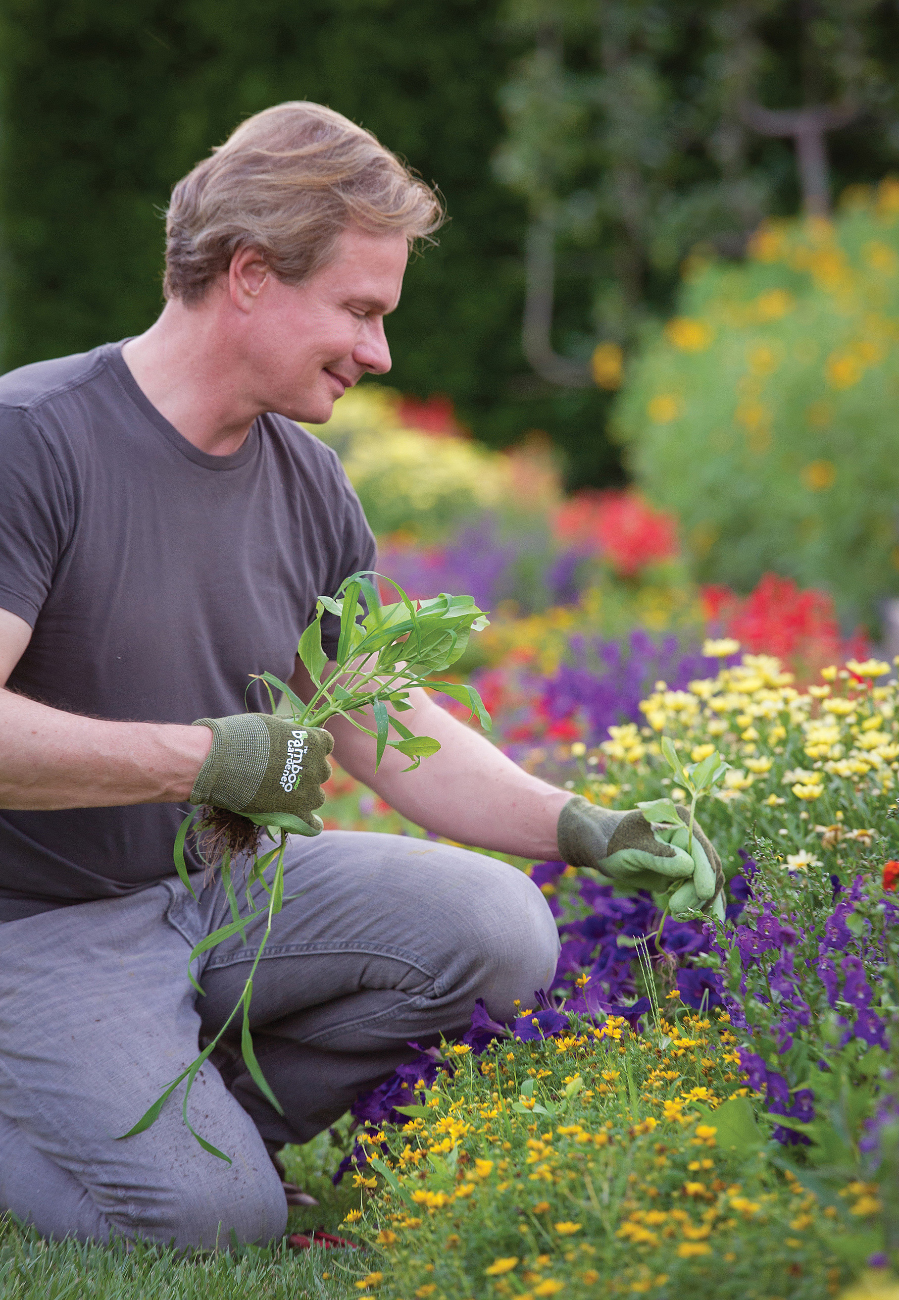 If you make weed prevention part of your weekly gardening routine, the job will get easier every growing season.