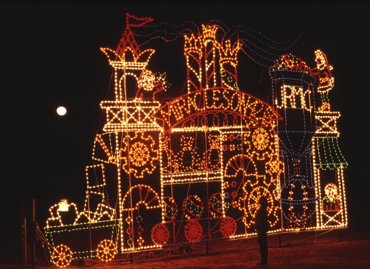 Enchanted Land of Lights & Legends in Pine Bluff