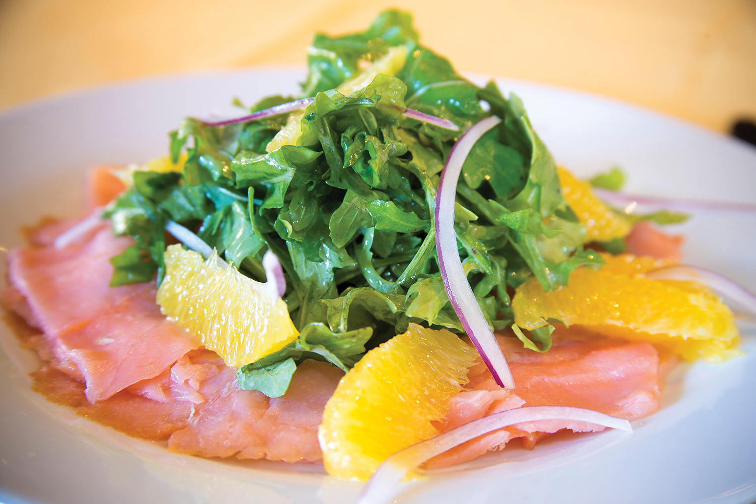 Smoked Salmon Salad at Terry's Finer Foods
