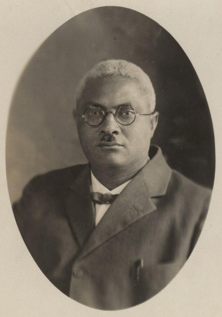 Dr. Fred Thomas Jones