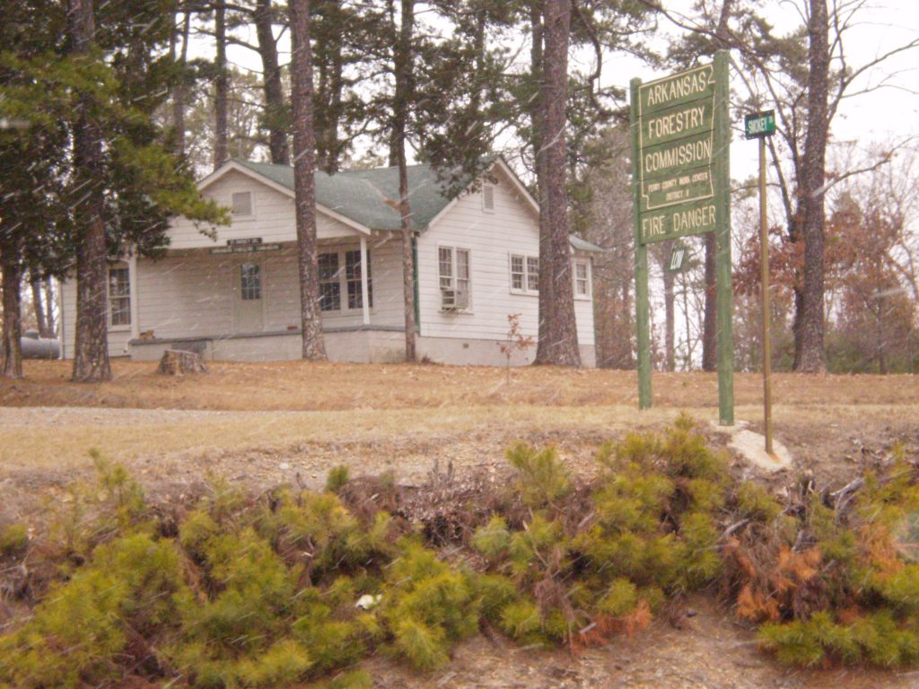 Arkansas Forestry Commission Office