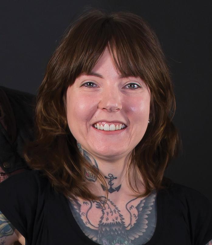 Nancy Miller of Main Street Tattoo