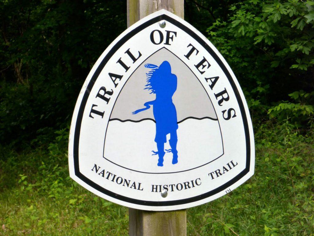 Trail of Tears Logo