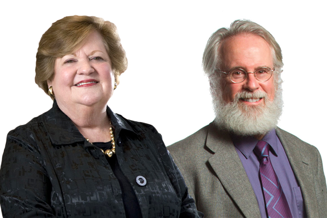 McNulty, Worthen Named to Arkansas Tourism Hall of Fame