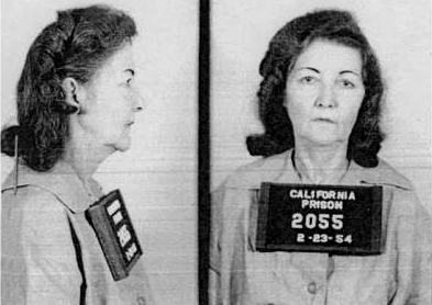 Murderer Winona Green was born in Blue Mountain, Ark., on Oct. 21, 1900.