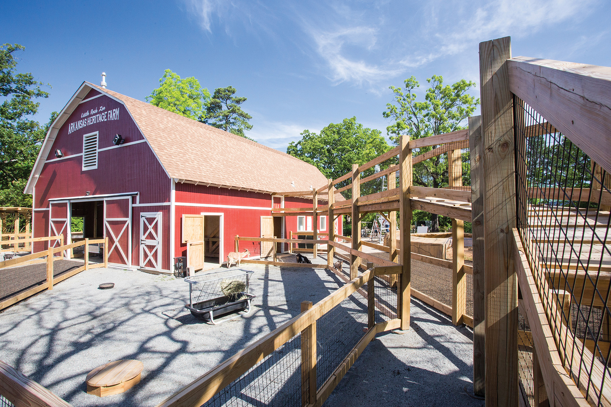Arkansas Heritage Farm
