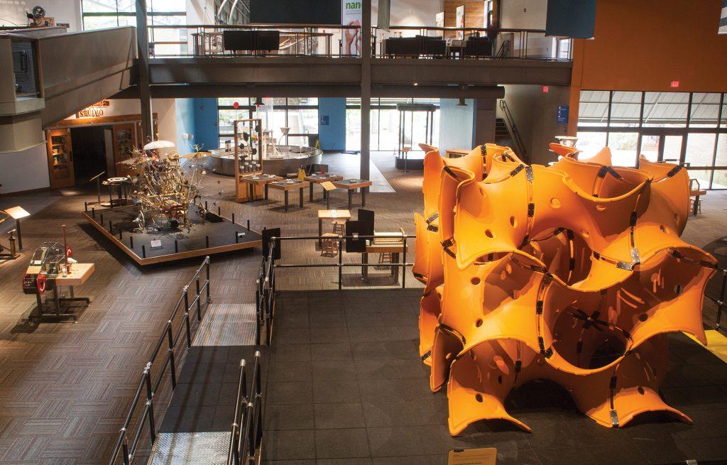 Mid-America Science Museum in Hot Springs