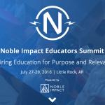 Noble-Impact-Educators-Summit