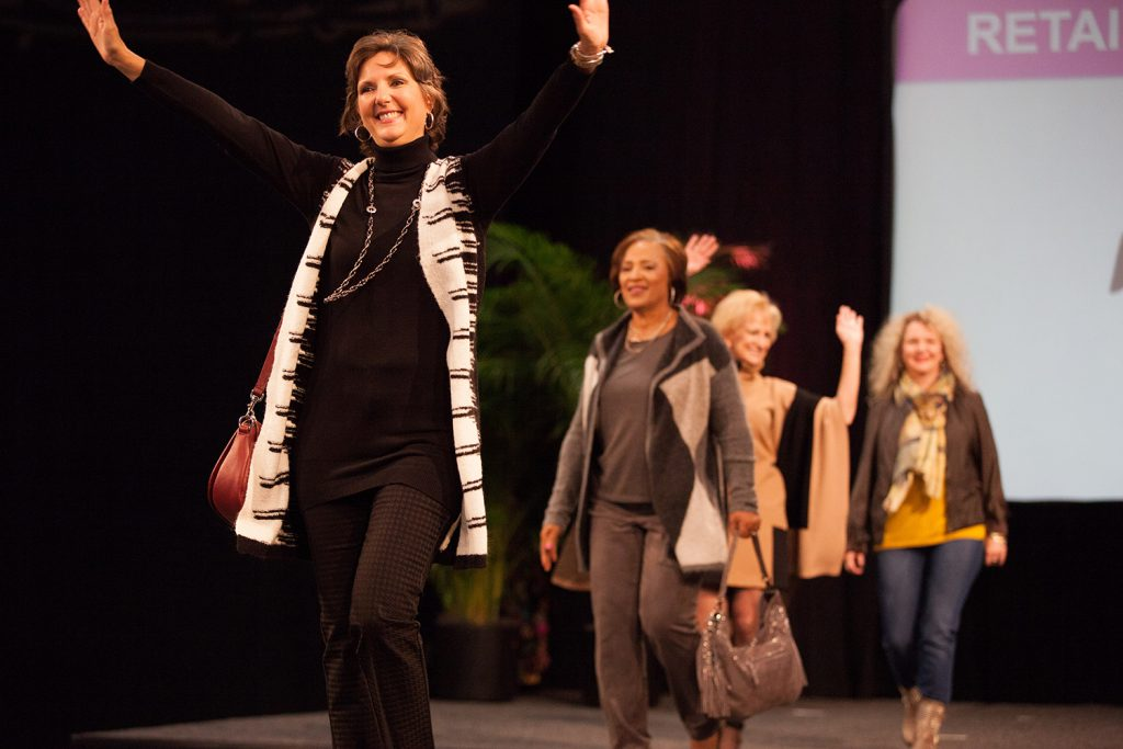 Runway for a Cause, a signature Susan G. Komen Arkansas event founded by AY magazine, will be rebranded this year to Runway for the Cure to align with Race for the Cure. / Photo by Shawna Long