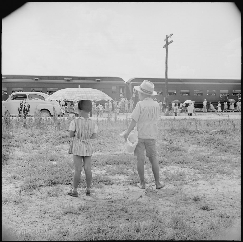 The complexities facing those in and outside of south Arkansas' Japanese American internment camps after they closed is examined in Relocation, Arkansas.