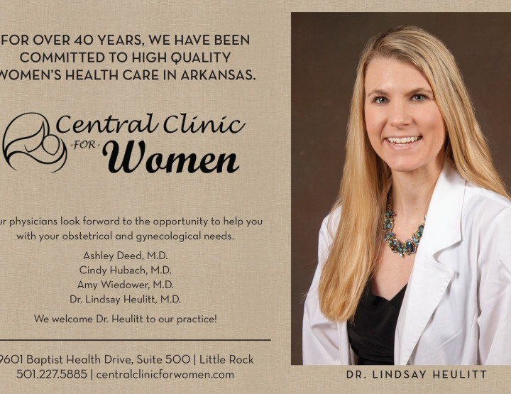 Get to know Lindsay Heullit with Central Clinic for Women