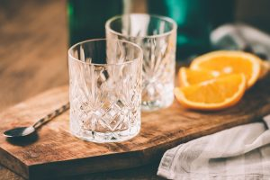 Linda Wofford of Everyday Chef says highball glasses are great to fill most of your beverage needs.