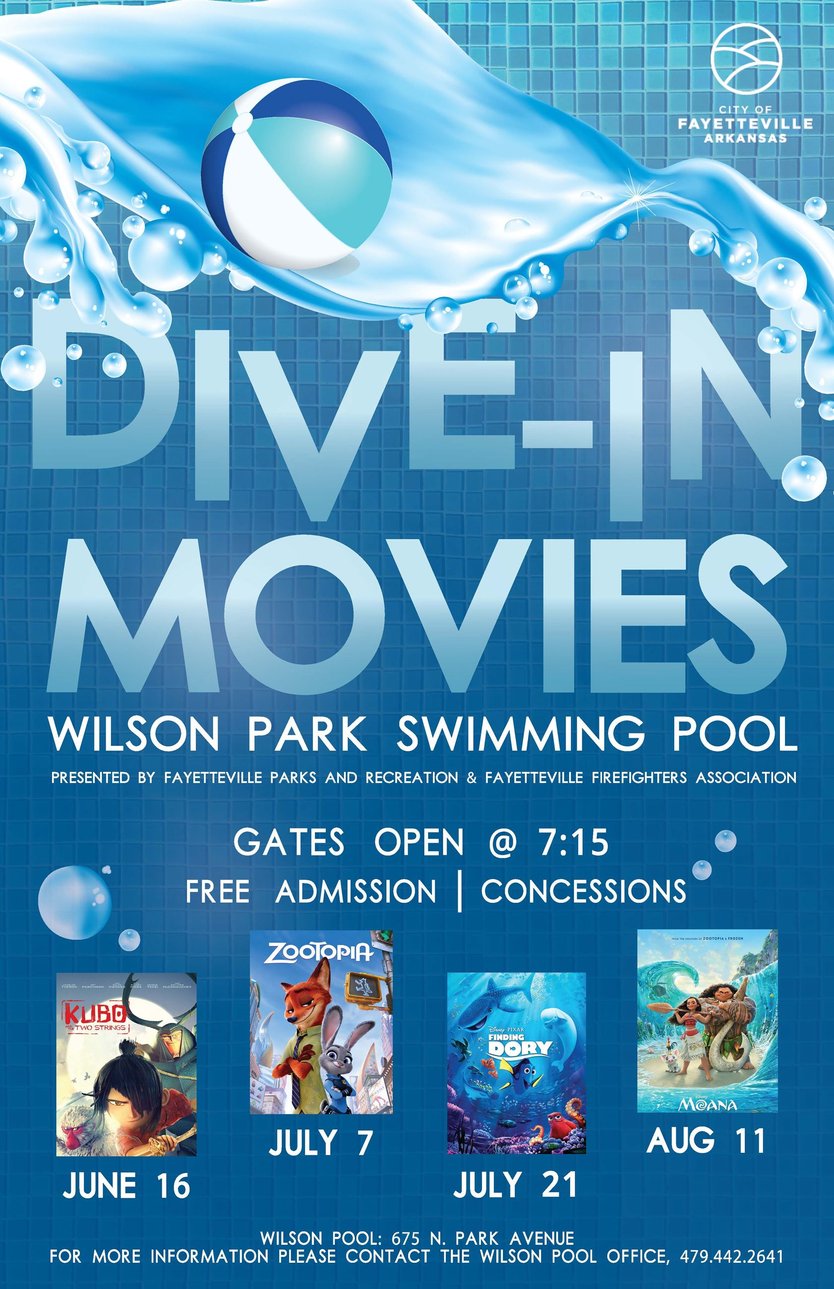 Honda Of Fayetteville >> Free Dive-In Movies Return to Fayetteville - AY Mag - AY ...