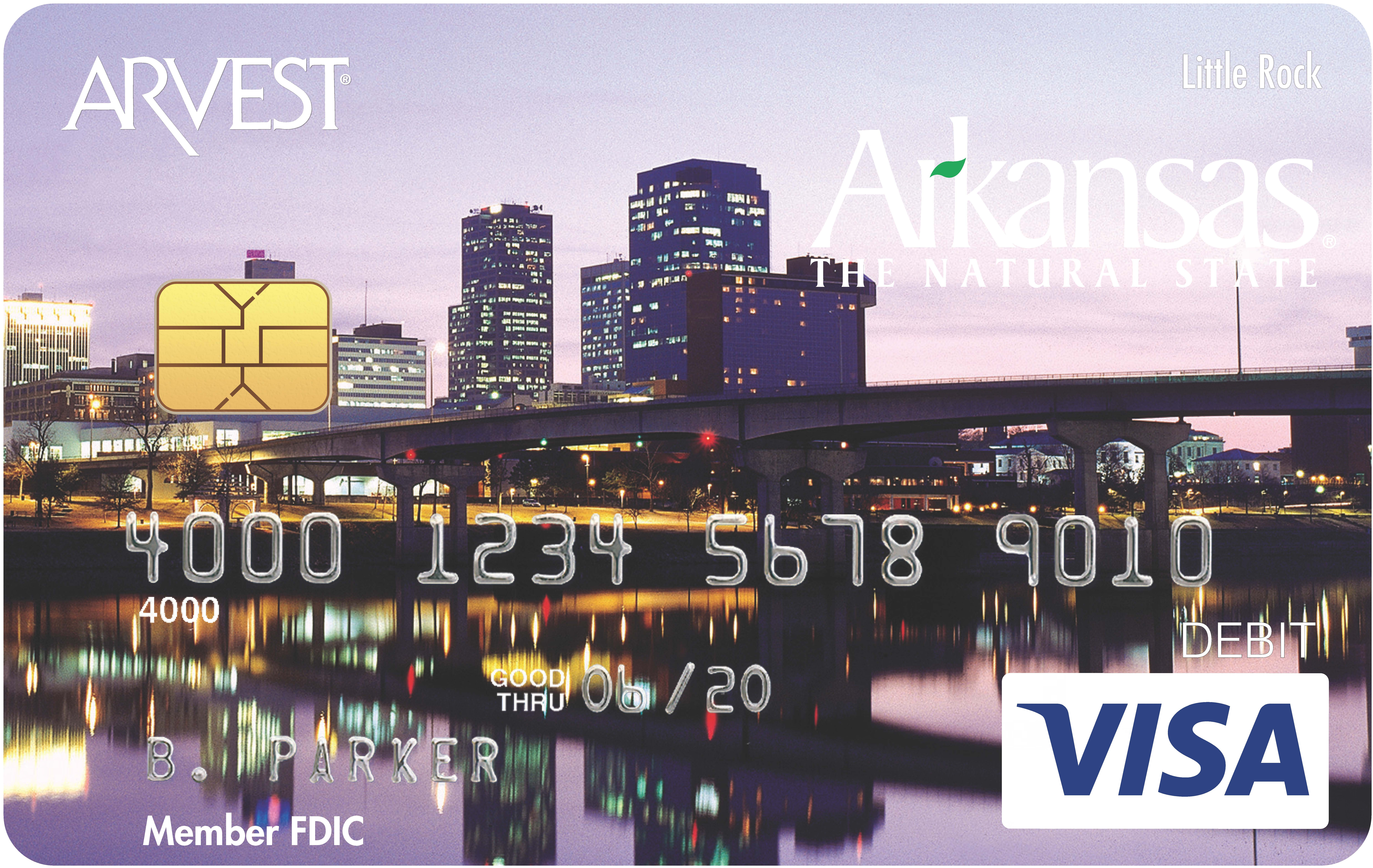 Arvest Bank, Arkansas Department of Parks and Tourism Expand