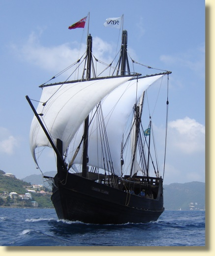 Replicas Of Columbus' Ships To Dock In Little Rock