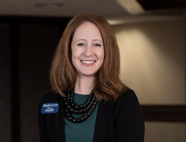 Banker Behind The Bank: Madeline Moore, Arvest
