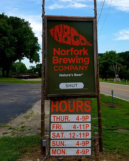 Boom Time: Norfork Brewing Company is Expanding in a Big Way
