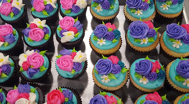 Admirable Eating Dessert First At Little Rocks Blue Cake Company Ay Magazine Funny Birthday Cards Online Benoljebrpdamsfinfo