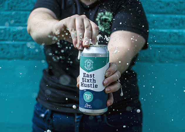 Thirsty Thursday East Sixth Brewing Co Making Waves With Rebranding Ay Magazine
