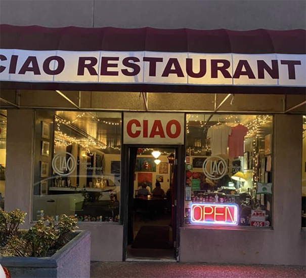 Ciao Italian